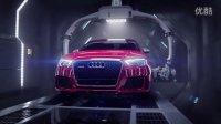 奥迪Audi RS 3宣传片  'Birth'