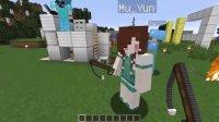 Minecraft我的世界《明月庄主☆暮云》玩红石自动钓鱼机