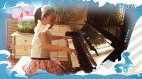 李梓瑶钢琴 音协八级《放马曲》