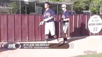NCAA球员 Kyler Murray 高中棒球集锦 - Allen (TX)