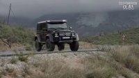 2015 Mercedes G500 4x4有了他,我们还有什么地方去不?