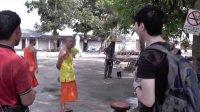 探访老挝寺庙,旅行(旅游)纪录片视频攻略《大明的旅行》东南亚老挝篇4