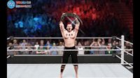 WWE2K15生涯002集-夺回被夺走的腰带