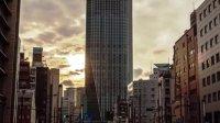 【东京印象】Clouds above TOKYO 延时摄影