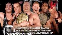 WWE强者生存2002 6人世界重量级冠军铁笼密室淘汰赛