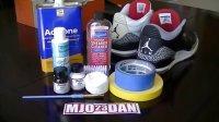 Air Jordan 3 中底掉漆怎么破?完整教你手把手补漆。