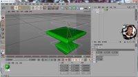 C4D学习基础课视频教程2 3D动画的实现