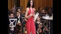 Angela Gheorghiu 普契尼:我亲爱的爸爸 O mio babbino caro 2004 布加勒斯特圣诞音乐会Bucharest 安吉拉 乔治乌