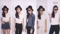 【SavisLook】简单白TEE的多种穿法/How I Style Basics