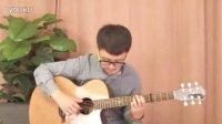【玄武吉他教室】岸部真明 少年的梦 演示参考