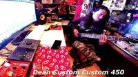 Dean Custom 450 Metal DEMO 试听