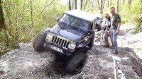 实拍吉普牧马人卢比肯越野 Jeep Wrangler Rubicon [Off-Road 4x4]