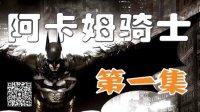 小艾【蝙蝠侠:阿卡姆骑士】最高难度流程01
