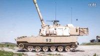 美国陆军M109A7 (PIM) 最新改进型自行榴弹炮