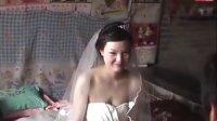 陕西农村结婚风俗-关中带感新娘,不一样的地方,不一样的情怀