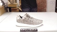 Kanye West X Adidas Yeezy 350 Boost 实物细节赏析