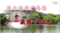 风中梅花广场舞  最美中国梦  立华老师编舞  永不疲倦老师制作