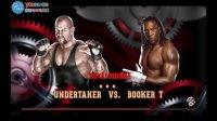 WWE2K15铁笼赛-Undertake对阵BrookT