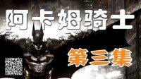 (中文)小艾【蝙蝠侠:阿卡姆骑士】最高难度流程03