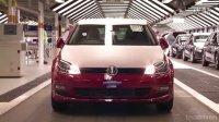 高尔夫7生产全程VW Golf Mk 7