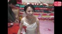 陕西农村结婚风俗-新娘质感的都不敢看了,光棍们容易上火哦