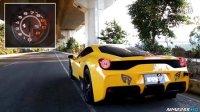 法拉利Ferrari 458 Speciale改装iPE Innotech F1 排气声浪