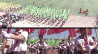 嫩江县2015年中小学生运动会开幕式