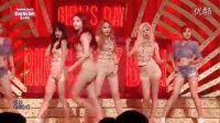 【GIRLSDAY】Girl's Day 回归舞台《Ring My Bell》LIVE现场版【HD超清】 Girls Day