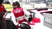 奥迪R8  LMS杯车手出征2015纽伯格林24小时耐力赛(第一则)