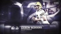 Top 100 Players of 2015-No.2 阿隆-罗杰斯 Aaron Rodgers
