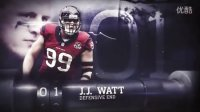 Top 100 Players of 2015-No.1 JJ-瓦特 J.J. Watt