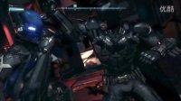 纯黑《蝙蝠侠:阿甘骑士》第五期 迅猛式攻略解说 一周目最高难度