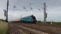 世界上最快的蒸汽机车-野鸭号classA4 90mph