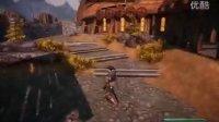 [天际MOD预览]东亚剑击动作单手双手150701