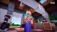 如果Minecraft里有肯德基  麦当劳蜀黍和肯德基Grandfather打起来了