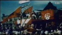 苏联彩色影片《健壮的青春》(1938年运动员大游行)