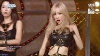 150823 SBS人气歌谣 - 少女时代 You Think 舞台表演