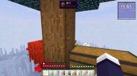 【黑羽翼Minecraft】我的世界天堂探险者空岛生存Ep.1:云端之上