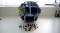 LEGO Death Star 死星动手玩