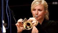 """Alison Balsom - 小号演奏维瓦尔第a小调小提琴协奏曲""""和谐的灵感"""" RV 356"""