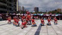 2015金沙县广场舞比赛一等奖-体育
