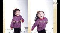 依可爱-不规则靓丽毛衣4