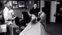(托尼安凯)超酷个性男士发型短发设计
