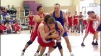 REGBOL 战斗民族的新式篮球比赛