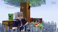 【黑羽翼Minecraft】我的世界天堂探险者空岛生存Ep.3:马铃薯流星