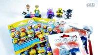 盲袋 -  [辛普森一家] Lego乐高 71009 变形金刚 辛普森 玩具