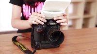 「30秒新技能get」从此不再脸泛油光!简易自制相机柔光片