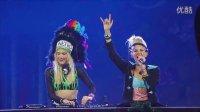 美女DJ手NERVO2015比利时电音节火爆现场Tomorrowland Brasil -PAssionAck