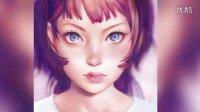 【用水彩还原CG】Digital Art in Watercolor - Gyoushi by KR0NPR1NZ