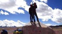 2015一路欢乐新藏线车队骑行西藏 山地车破风219 川藏线致敬周星驰